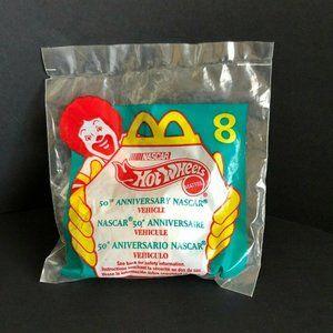 McDonalds 8 Mattel 50th Anniversary Hot Wheel